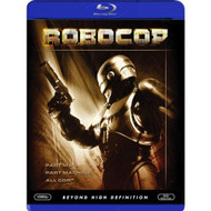 Robocop With Peter Weller On Blu-Ray - EE717258