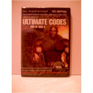 Action Replay Ultimate Codes: God Of War II For PS2 For PlayStation 2 - EE717265