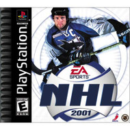 NHL 2001 E PlayStation For PlayStation 1 PS1 Hockey - EE717322