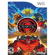 Chaotic: Shadow Warriors For Wii Strategy - EE717333