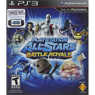 PlayStation All-Stars Battle Royale For PlayStation 3 PS3 Fighting - EE717365