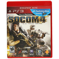Socom 4: US Navy Seals For PlayStation 3 PS3 Shooter - EE717382