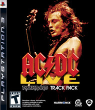 AC/DC Live: Rock Band Track Pack For PlayStation 3 PS3 Music - EE717397