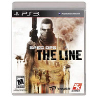 Spec Ops: The Line For PlayStation 3 PS3 - EE717400