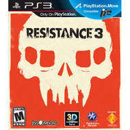 Resistance 3 For PlayStation 3 PS3 Shooter - EE717407