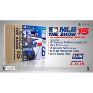 MLB 15: The Show 10th Anniversary Edition For PlayStation 4 PS4 - EE717488