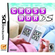 Crosswords For Nintendo DS DSi 3DS 2DS Puzzle - EE717525