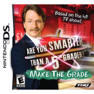 Are You Smarter Than A 5th Grader: Make The Grade For Nintendo DS DSi  - EE717528