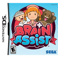 Brain Assist For Nintendo DS DSi 3DS 2DS - EE717552