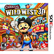 Carnival Games Wild West 3D Nintendo For 3DS - EE717561