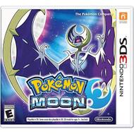 Pokemon Moon Nintendo For 3DS RPG - EE717586