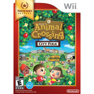 Animal Crossing: City Folk Nintendo Selects For Wii - EE717607