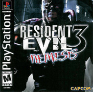 Resident Evil 3: Nemesis For PlayStation 1 PS1 Shooter - EE717610