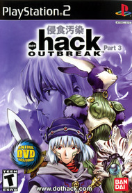Hack Part 3: Outbreak For PlayStation 2 PS2 RPG - EE717620
