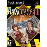 Raw Danger For PlayStation 2 PS2  - EE717628