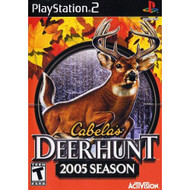 Cabela's Deer Hunt 2005 For PlayStation 2 PS2 - EE717633