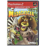 Madagascar For PlayStation 2 PS2 - EE717638