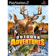 Cabela's Outdoor Adventures 2010 For PlayStation 2 PS2 Shooter - EE717648