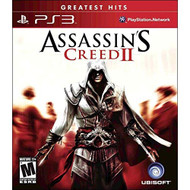 Ubisoft Assassin's Creed II Greatest Hits Edition PlayStation 3 - ZZ717692