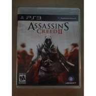 Assassin's Creed 2 PS3 Videogame Software - ZZ717697