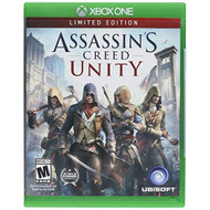 Assassin's Creed Unity Limited Edition For Xbox One - EE717716