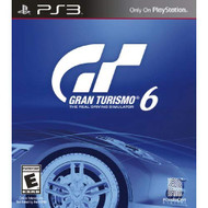 Gran Turismo 6 PS3 For PlayStation 3 - ZZ717733