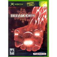 Breakdown Xbox For Xbox Original Arcade - EE717741