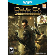 Deus Ex Human Revolution: Director's Cut For Wii U - EE717777
