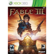 Fable III For Xbox 360 RPG - EE717801