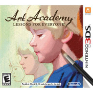 Art Academy: Lessons For Everyone! Nintendo For 3DS - EE717809
