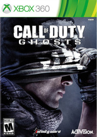 Call Of Duty: Ghosts Xbox 360 COD Shooter - EE717825