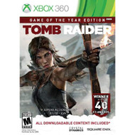 Tomb Raider Game Of The Year For Xbox 360 - EE717836
