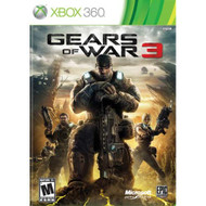 Gears Of War 3 For Xbox 360 Shooter - EE717871