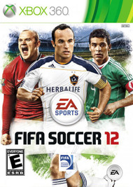 FIFA Soccer 12 For Xbox 360 - EE717878