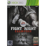 Fight Night Champion For Xbox 360 Boxing - EE717877