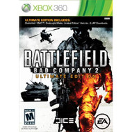 Battlefield Bad Company 2 Ultimate Edition Xbox 360 For Xbox 360 - EE717905