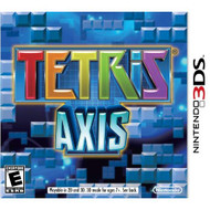 Tetris: Axis Game For 3DS - EE717930