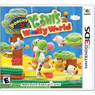 Poochy And Yoshi's Woolly World Nintendo Standard Edition For 3DS - EE717931