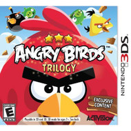 Angry Birds Trilogy Nintendo For 3DS Puzzle - EE717932