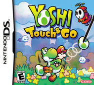 Yoshi Touch And Go For Nintendo DS DSi 3DS - EE633742