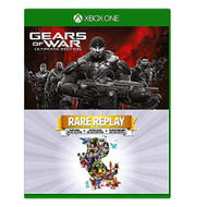 Gears Of War Ultimate Edition And Rare Replay For Xbox One Racing - EE717937