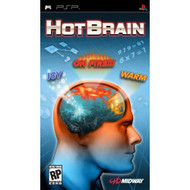 Hot Brain Sony For PSP UMD Puzzle Games - EE551723