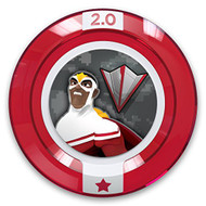 Disney Infinity 2.0 Marvel Super Heroes Power Disc Ultimate Falcon  - EE717985
