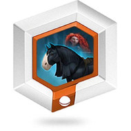 Disney Infinity Series 3 Power Disc Angus Merida's Horse From Brave - EE717990