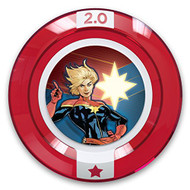 Disney Infinity 2.0 Power Disc Marvel Team-Up: Captain Marvel Figure - EE717992