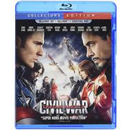 Captain America: Civil War Blu-Ray On Blu-Ray Disney - EE718009