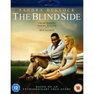 Blind Side Blu-Ray On Blu-Ray With Sandra Bullock - EE718013