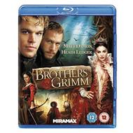Brothers Grimm Blu-Ray On Blu-Ray - EE718011