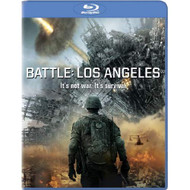 Battle: Los Angeles Blu-Ray On Blu-Ray With Aaron Eckhart - EE718014