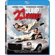 21 Jump Street Blu-Ray On Blu-Ray With Jonah Hill Comedy - EE718015